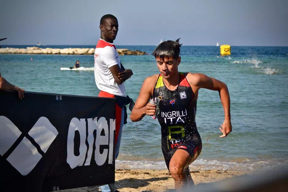 Triathlon a Porto Santa Margherita