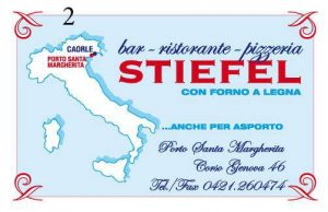 Pizzeria Stiefel Porto Santa Margherita