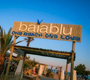 baia blu beach